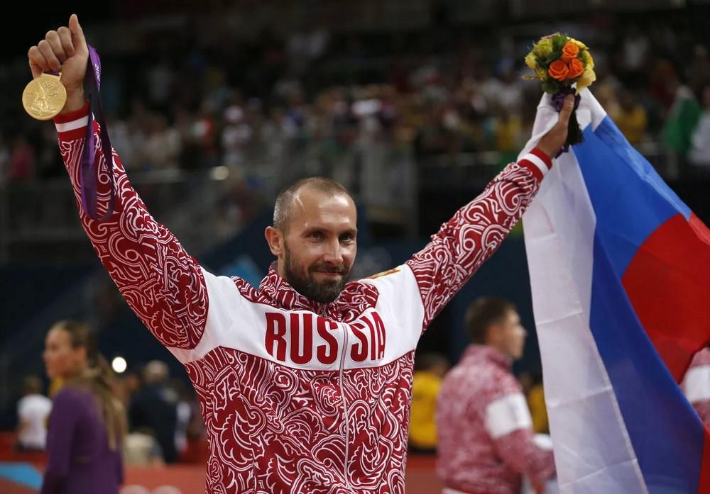 Сергей Тетюхин - олимпийский чемпион 2012 года