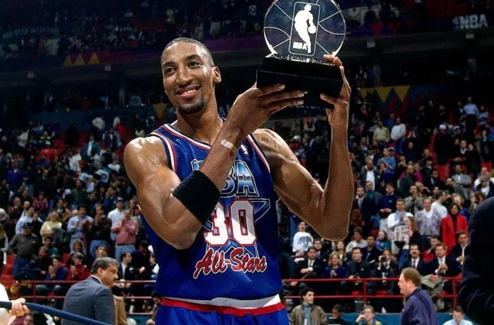 Скотти Пиппен - MVP Матча всех звезд НБА-1994