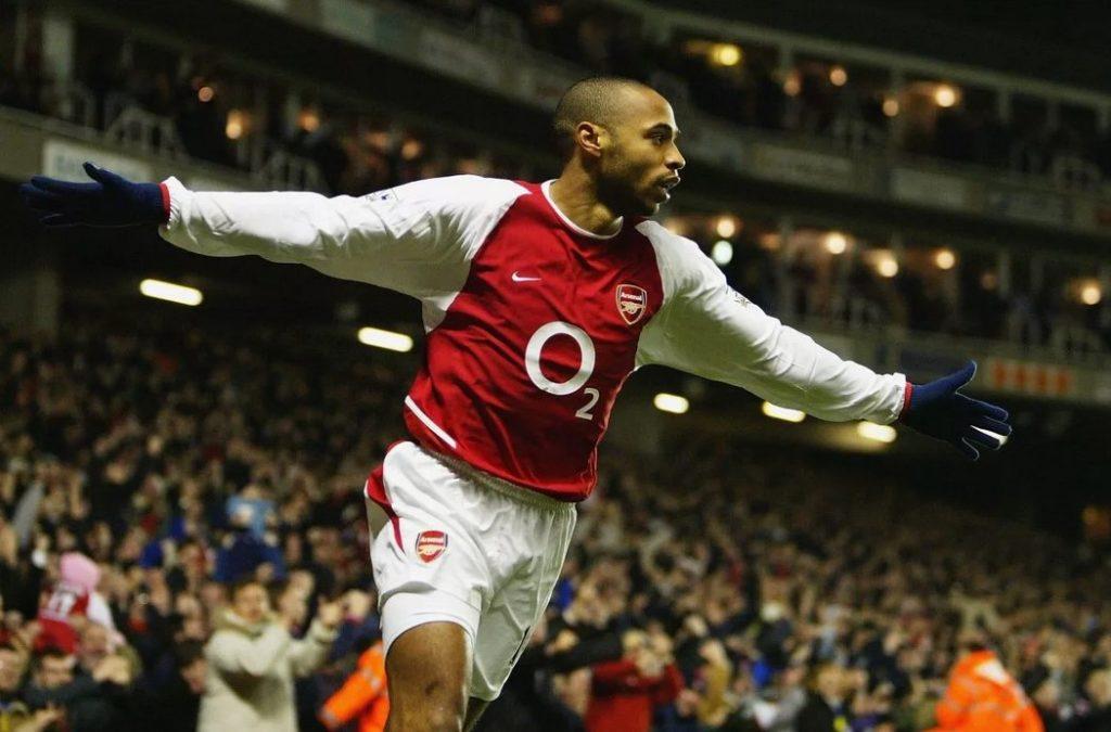 Тьерри Анри - лучший футболист и бомбардир в истории лондонского «Арсенала»