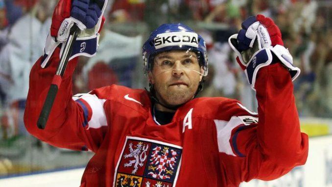 Яромир Ягр - лучший чешский хоккеист в истории