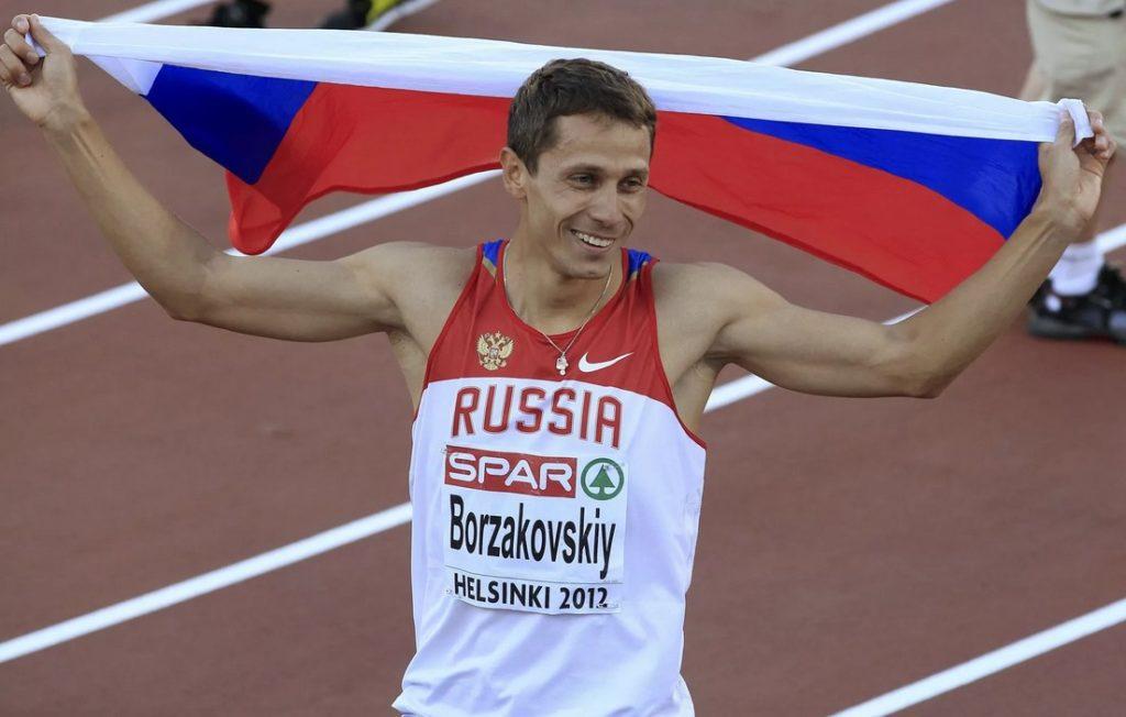 Юрий Борзаковский - чемпион Европы-2012