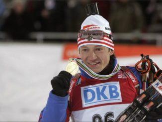 Максим Чудов - двукратный чемпион мира-2008
