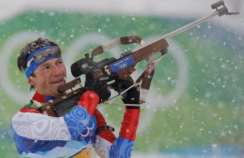 Максим Чудов на Олимпийских играх 2010 года