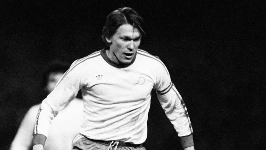 Олег Блохин - многолетний лидер «Динамо» Киев
