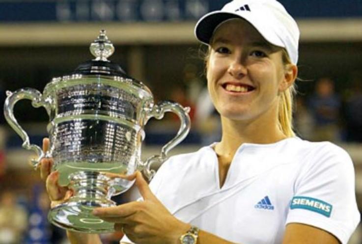 Жюстин Энен - победительница US Open-2003