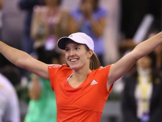 Жюстин Энен - сильнейшая теннисистка в истории Бельгии